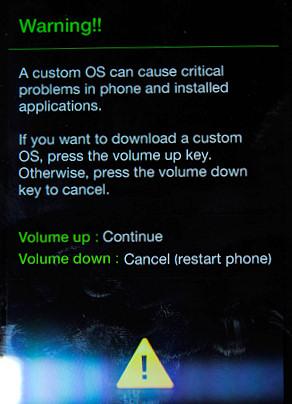 SM-N910F Riportare Galaxy Note 4 allo stato stock - DTuTTo1Po